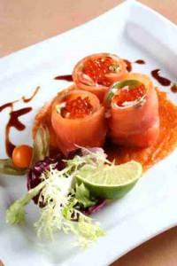 caviar red fish
